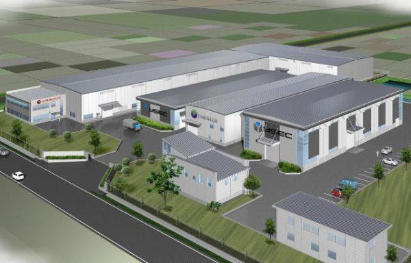 航空樹部品共同工場イメージ図