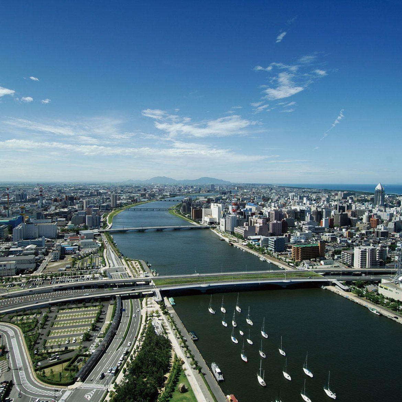 日本一の大河といえば!