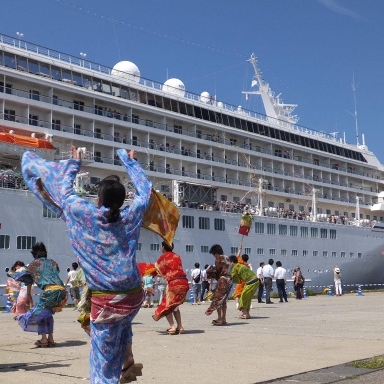 新潟港の歴史は海よりも深い!