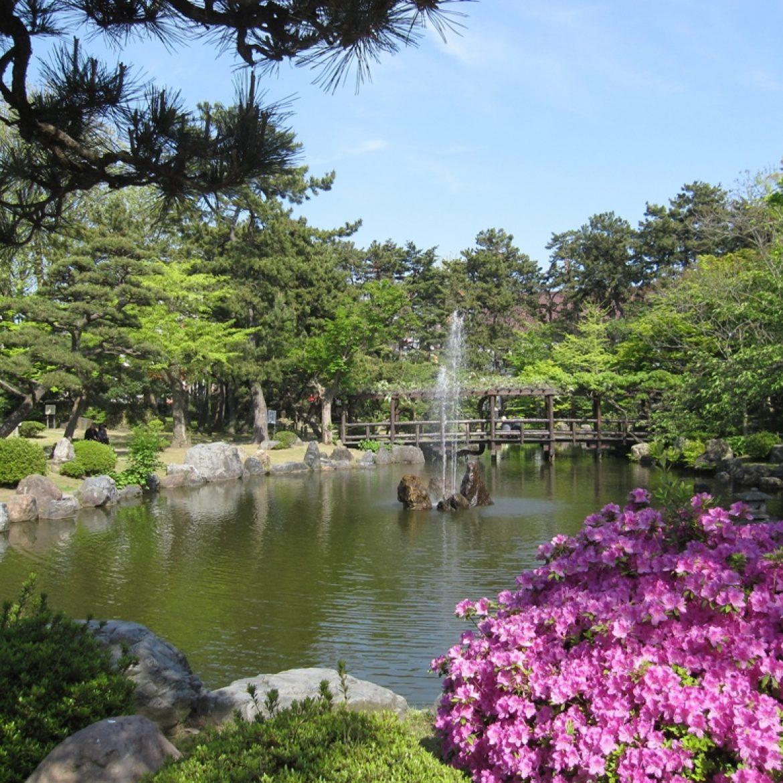 日本の公園一期生!